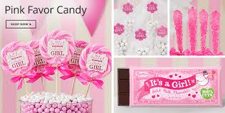 pink baby shower baby shower candy candy favors bubblegum cigars party city