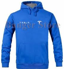 aliexpress com buy tesla pullover hoodie sweatshirt cotton