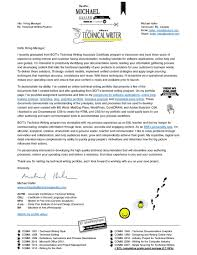 technical writing cover letter image collections cover letter ideas