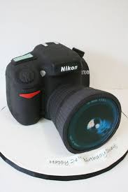 3d birthday cakes nyc nikon camera custom cakes sweet grace