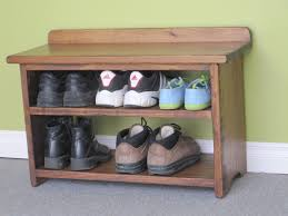 entryway shoe rack bench bench decoration