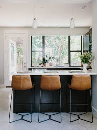 kitchen bar stool ideas leather stools kitchen best 25 counter stools ideas on
