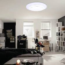 Led Bedroom White Round Ceiling - 24w led smd flush mount ceiling light wall kitchen bathroom lamp
