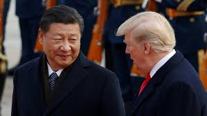trump prods xi to work hard and fast on north korea