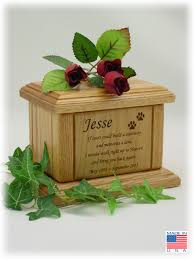 pet urns for dogs memorial poem pet urns for dog and cats