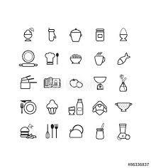 pictogramme cuisine gratuit pictogrammes pictos icons sur le thème de la nourriture