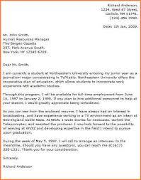 5 journalism cover letter examples cover letter examples