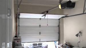 master lift garage door openers garage door opener chamberlain liftmaster 2000sdr youtube