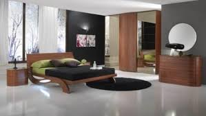 modern bedroom designs for couple with wooden furniture nove home