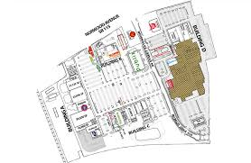 Strip Mall Floor Plans The Rise And Decline Of Gateway Mall Modern Cities
