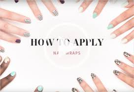 nail wraps jamberry