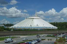New Paint by Photo New Paint For Space Mountain