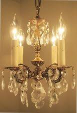 antique chandeliers fixtures u0026 sconces ebay