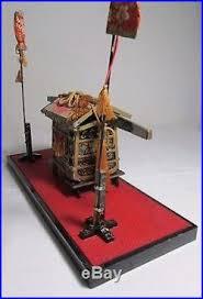 warrior vintage japan doll