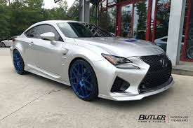 lexus rc f hre lexus rcf vehicle gallery at butler tires and wheels in atlanta ga