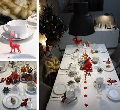 tischdeko weihnachten im norischen dekostil mokowo weihnachten