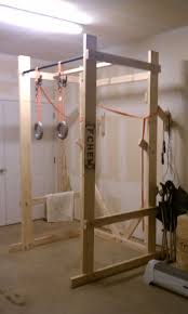 best 20 crossfit garage gym ideas on pinterest crossfit uk build your own power rack this guy has some crazy diy ideas for the garage