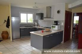 amenagement cuisine en l charming amenagement cuisine ouverte salon 9 en u 5 newsindo co