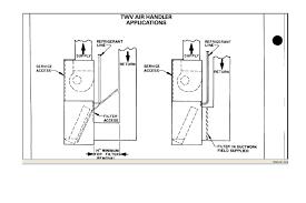 trane air handler wiring diagrams wiring diagrams