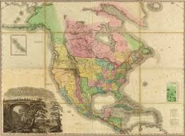 Louisiana Purchase Map by Antique Prints Blog Slavery And The American West