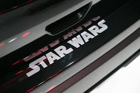 nissan rogue star wars edition going rogue nissan debuts star wars edition rogue cuv in l a