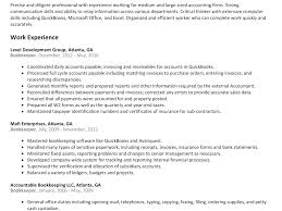 bookkeeper resume exles breathtaking bookkeeper resume 3 bookkeeper resume sle resume