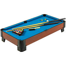 what is a billiard table amazon com hathaway sharp shooter pool table blue 40 inch