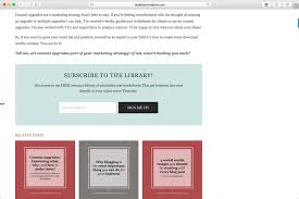 create a resource library to grow your email list u2014 red lantern