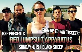 the jumpsuit apparatus win tickets to see jumpsuit apparatus rxp 1039