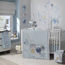 Curly Tails Crib Bedding Happi Owl By Dena Lambs