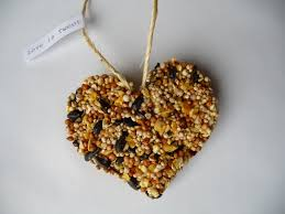 bird seed wedding favors how to make birdseed ornaments