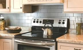 kitchen backsplash stainless steel tiles stainless tile backsplash stiffneck info