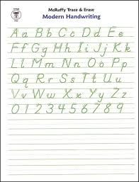 trace u0026 erase alphabet handwrtng sheets modern 008540 details