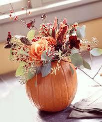 Fall Table Arrangements Pumpkin Flower Centerpieces Fall Table Decorations Pumpkin