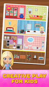 Dolls House Decorating Games Doll House Decorating Game On The App Store