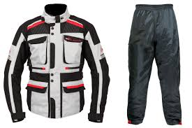 motorcycle over jacket new weise w tex touring jacket comes with over trousers rescogs