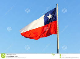 Chile Santiago Flag Chile Flag Stock Photos Royalty Free Stock Images