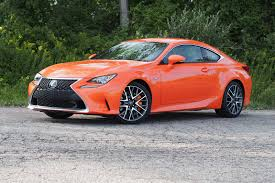 lexus sedan horsepower 2016 lexus rc 200t review autoguide com news