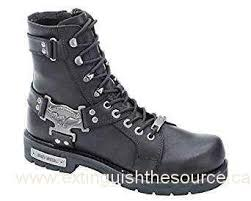 s harley boots canada harley davidson s doug 8 inch black boots inside zipper