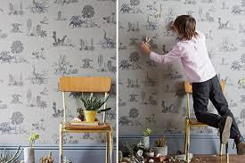 papier peint a colorier des papiers peints arty pour les kids hëllø blogzine