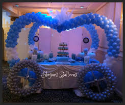 cinderella sweet 16 theme www balloons sweet 16 cinderella carriage sweet 16