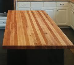 mesquite valley woodcrafts pecan butcher block countertop