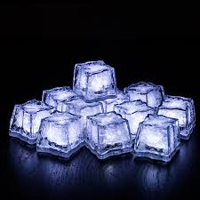 light up cubes submersible white led light up cubes 12 pk smarty had a party