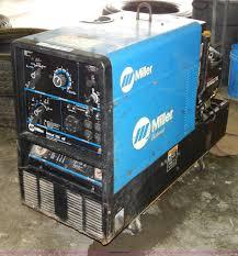 miller bobcat 225nt welder generator item z9373 sold ma