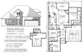 house plans for wide lots narrow 2 story floor plans 36 50 foot wide lots