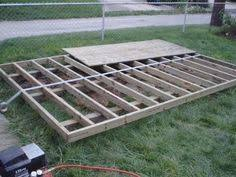How To Build A Simple Wood Storage Shed by Learn How To Build A Bike Shed Using My Free Plans And