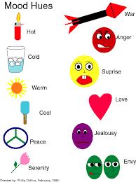 what each color means lesson 2 perceptual aspects of colorlesson 2 perceptual aspects