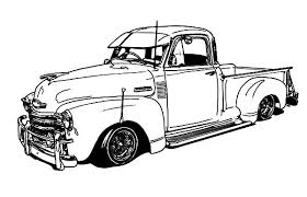 1950 chevy truck lowrider cars coloring pages 1950 chevy truck