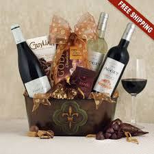 wine and chocolate gift baskets wine and chocolate baskets at winebasket