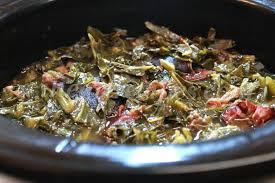crock pot collard greens and ham hocks i recipes